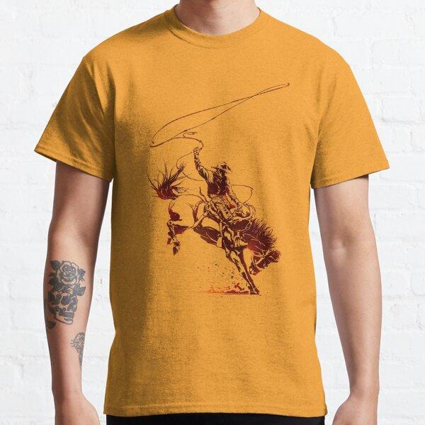 Bucking Bronco 2 Classic T-Shirt
