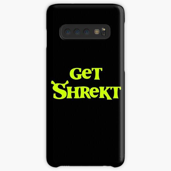 Shrek Text Cases For Samsung Galaxy Redbubble