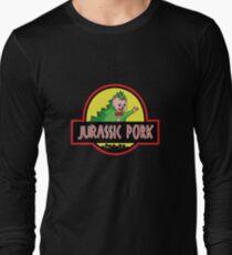 Jurassic Pork Long Sleeve T-Shirt
