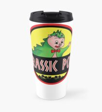 Jurassic Pork Travel Mug