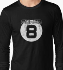 Super 8 Long Sleeve T-Shirt