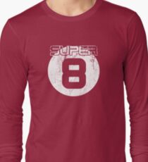 Super 8 Long Sleeve T-Shirt