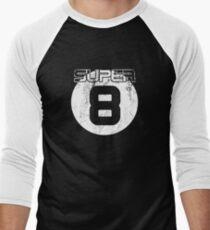 Super 8 Men's Baseball ¾ T-Shirt