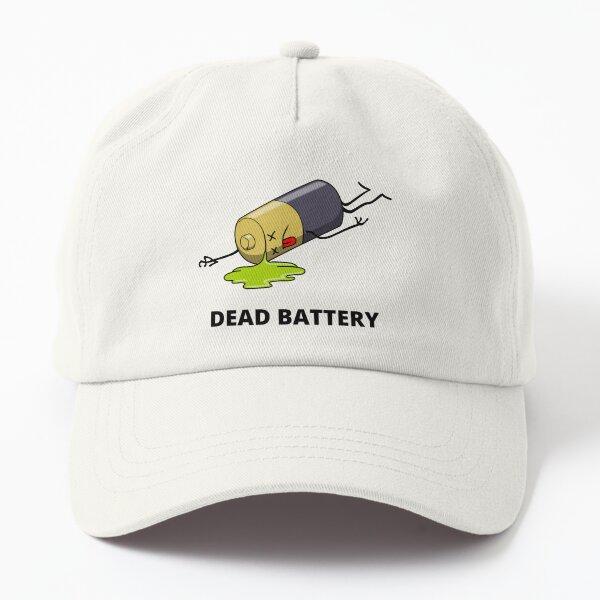 Dead Battery Dad Hat