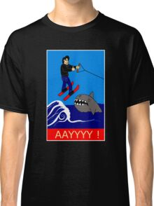 Jumping the Shark Classic T-Shirt