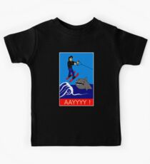 Jumping the Shark Kids Tee