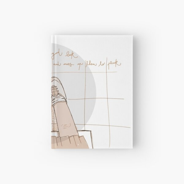 Perfect things Hardcover Journal