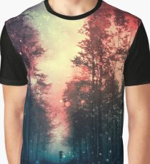 Magical Forest II Graphic T-Shirt