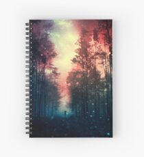 Magical Forest II Spiral Notebook