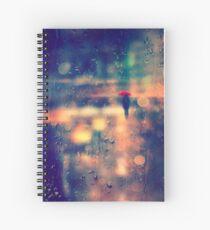 Lights Spiral Notebook