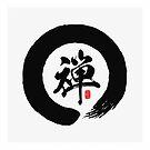 Zen Ensō by 73553