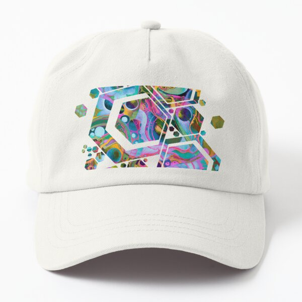 Starlight is Free (If You Live in Outer Space) - Watercolor Dad Hat