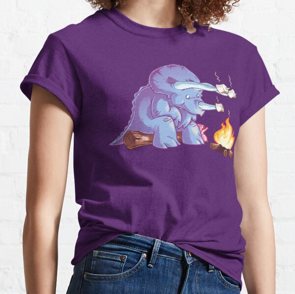 Triceramallows Camiseta clásica