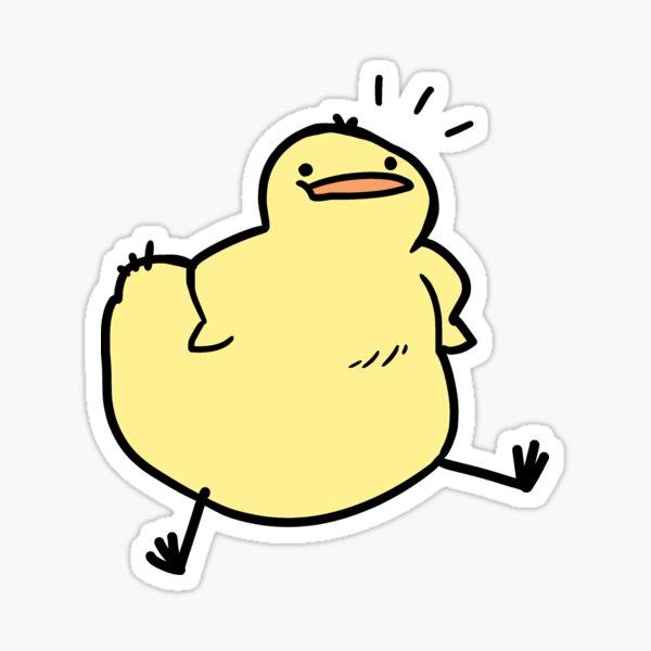 Good Birdblob Sticker