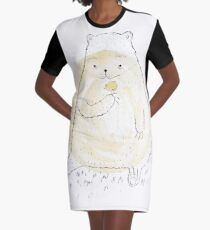 When I learn to fly Graphic T-Shirt Dress