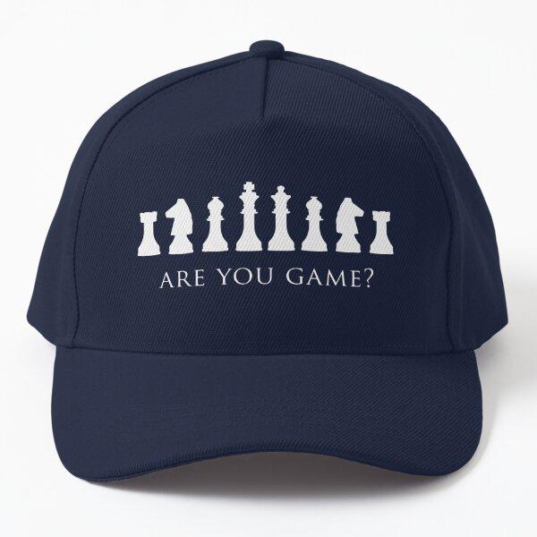 Are You Game? Baseball Cap