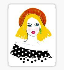 Skylar Sticker