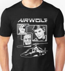 Airwolf tv series eighties Unisex T-Shirt
