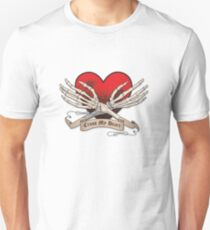Cross My Heart (Hope To Die) Unisex T-Shirt