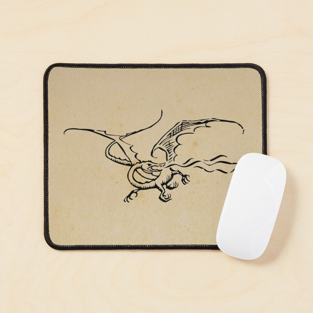 The chiefest and greatest of calamities. Mouse Pad