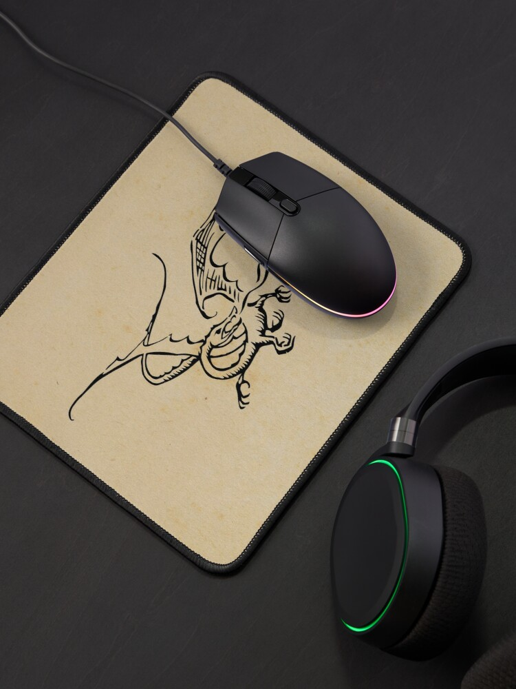 Alternate view of The chiefest and greatest of calamities. Mouse Pad