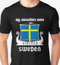 Sweden - Vikings Sweden T-Shirt