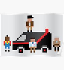 A Pixel Team Poster