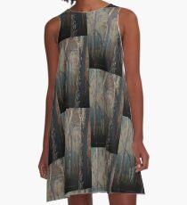 Hidden Forest © Vicki Ferrari A-Line Dress
