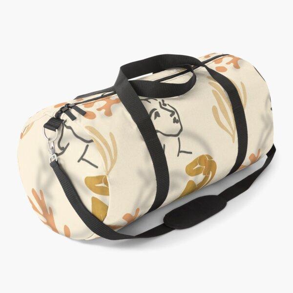 Henri Matisse inspired Duffle Bag