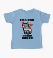 Baa Baa Block Sheep Baby Tee