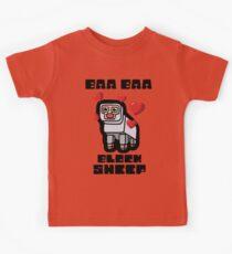 Baa Baa Block Sheep Kids Tee