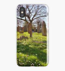 St. George's Churchyard iPhone Case
