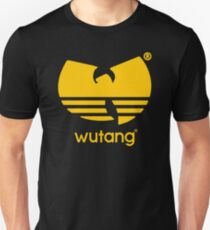 Wtang sports edition (yellow) Unisex T-Shirt