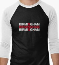 BIRMINGHAM Men's Baseball ¾ T-Shirt
