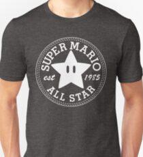 Super Mario Allstar (Converse) T-Shirt