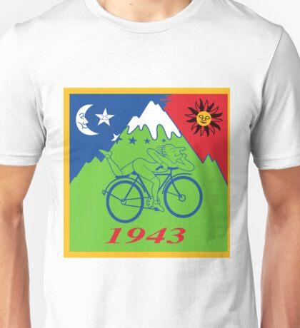 Albert Hofmann Bikeride LSD Unisex T-Shirt