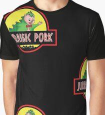 Jurassic Pork Graphic T-Shirt