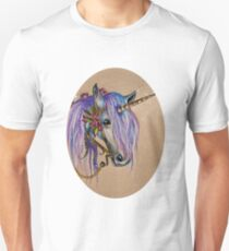 The Magical Faery Unicorn Unisex T-Shirt