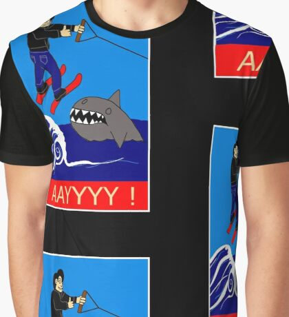Jumping the Shark Graphic T-Shirt