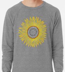 Sudadera ligera Golden Mandala Sunflower