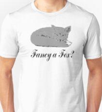 Fancy a Fox      WithWords Unisex T-Shirt