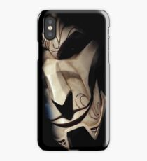 Jhin, Mask iPhone Case