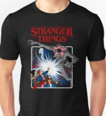 Stranger Things Animated Series T-Shirt