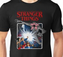 Stranger Things Animated Series Unisex T-Shirt