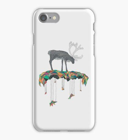 Reindeer colors iPhone Case/Skin