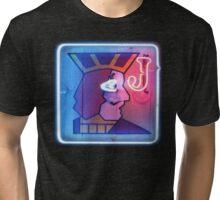 Twin Peaks - One Eyed Jacks Tri-blend T-Shirt