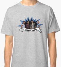 Hawaii five 0 team Classic T-Shirt