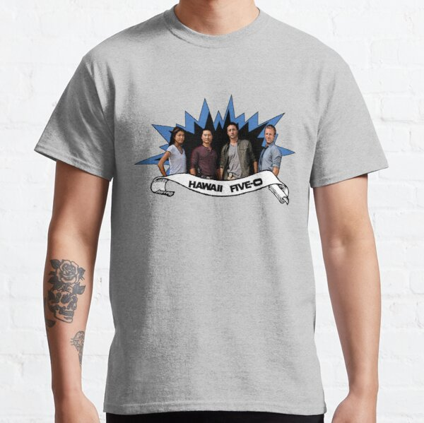 Hawaii five 0 team Camiseta clásica