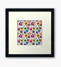 flowers ! Framed Print