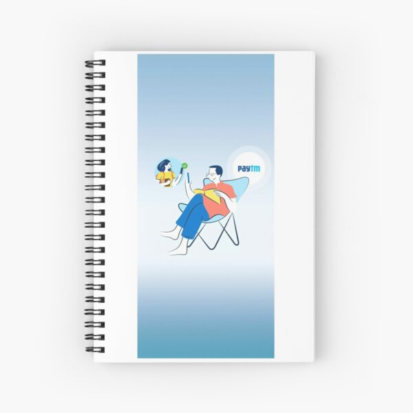 World wild connect to people  Spiral Notebook